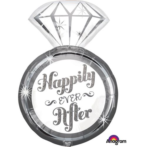 Happily Ever After Ring SuperShape